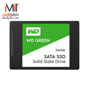 SSD وسترن 240GB S240G2G0A
