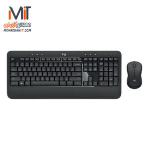 ماوس و کیبرد لاجیتک Combo MK540