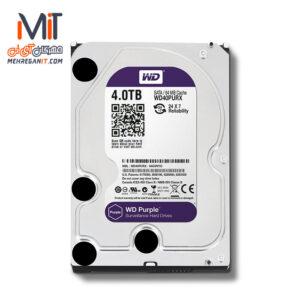 هارد دیسک 4TB بنفش