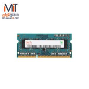 رم نوت بوکی 4GB DDR3 Hynix