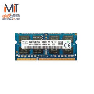 رم نوتبوکی 8GB DDR3 Hynix