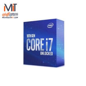 پردازنده Core i7 10700K