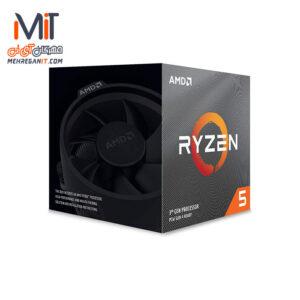 پردازنده AMD Ryzen5 3600XT