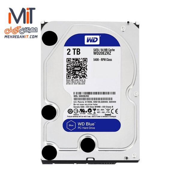 هارد دیسک WD Blue 2TB