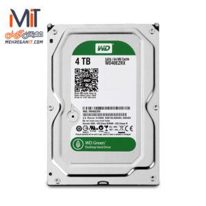 هارد وسترن-دیجیتال سری-سبز 4TB