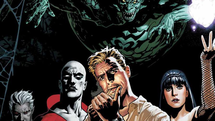 ساخت سریالی جدید براساس دنیای Justice League Dark