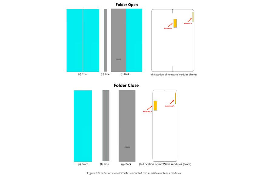 گلکسی زد فولد 3 و زد فلیپ 3 سامسونگ تأییدیهی FCC را دریافت کردند