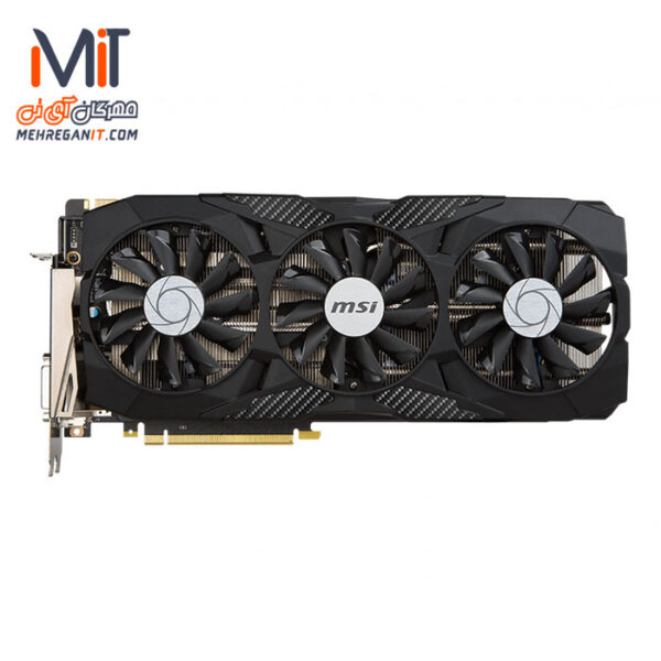 کارت گرافیک msi GeForce GTX 1070TI DUKE 8G