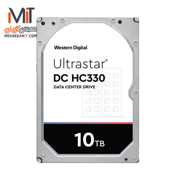 هارددیسک وسترن دیجیتال Ultrastar-0B42258-10TB