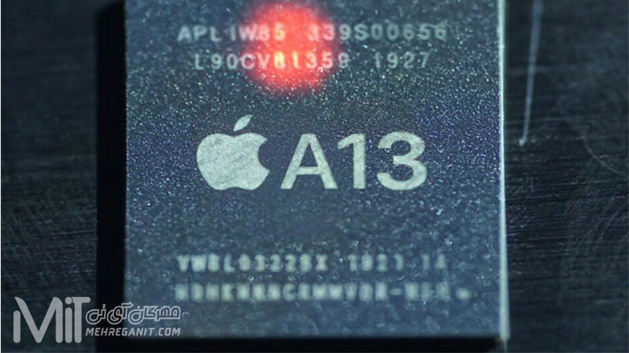 اپل روی مانیتور جدیدی با چیپ A13 کار میکند