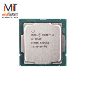 پردازندهمرکزی اینتل COMET-LAKE مدل Core i3-10100