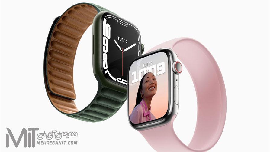 اپل واچ سری 7 به دلیل کمبود تراشه از تراشه S6 سال گذشته استفاده کرده است