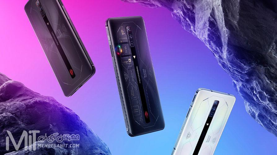 گوشی Red Magic 6S Pro با اسنپدراگون 888+ معرفی شد
