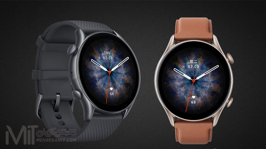 مشخصات و قیمت ساعتهای هوشمند امیزفیت GTR 3 Pro ،GTR 3 و GTS 3 فاش شد